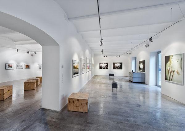 Galerie Anzenberger, Wien, Ankerbrotfabrik