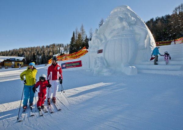 Gallisches Skidorf am Galsterberg
