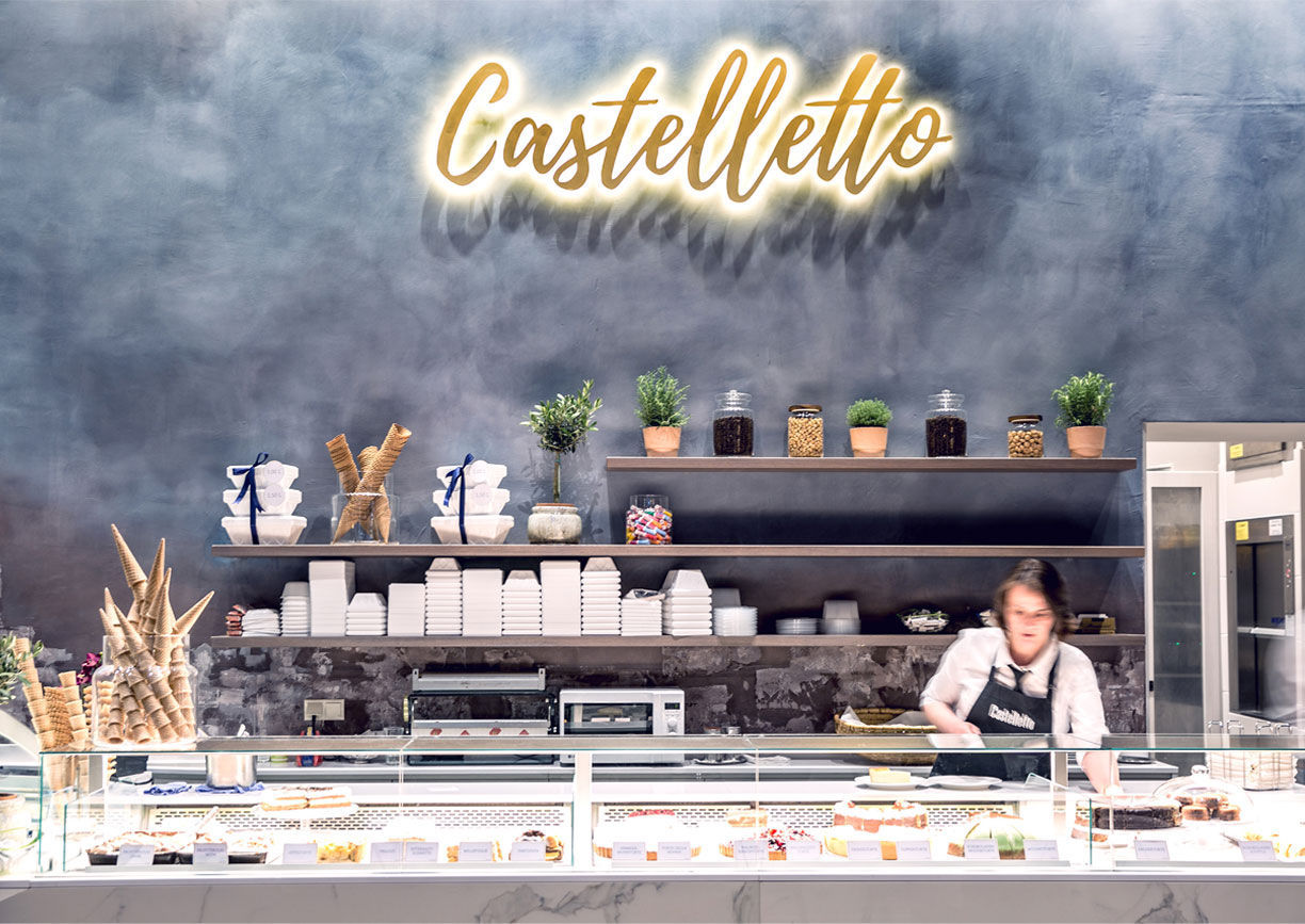 Gelateria Castelletto Wien
