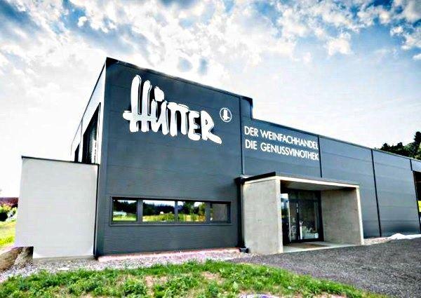 Genussvinothek Hütter Ludersdorf 150 Weine