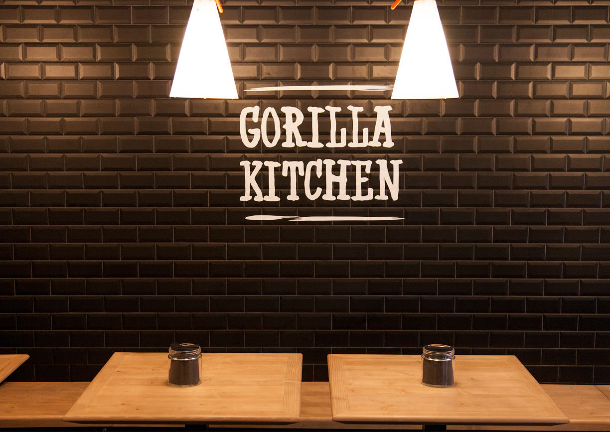 Gorilla Kitchen