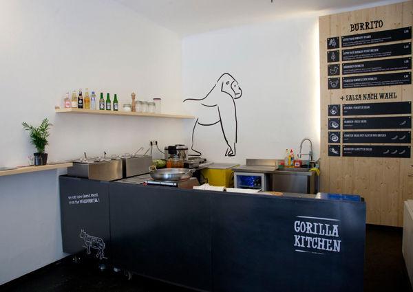 Gorilla Kitchen