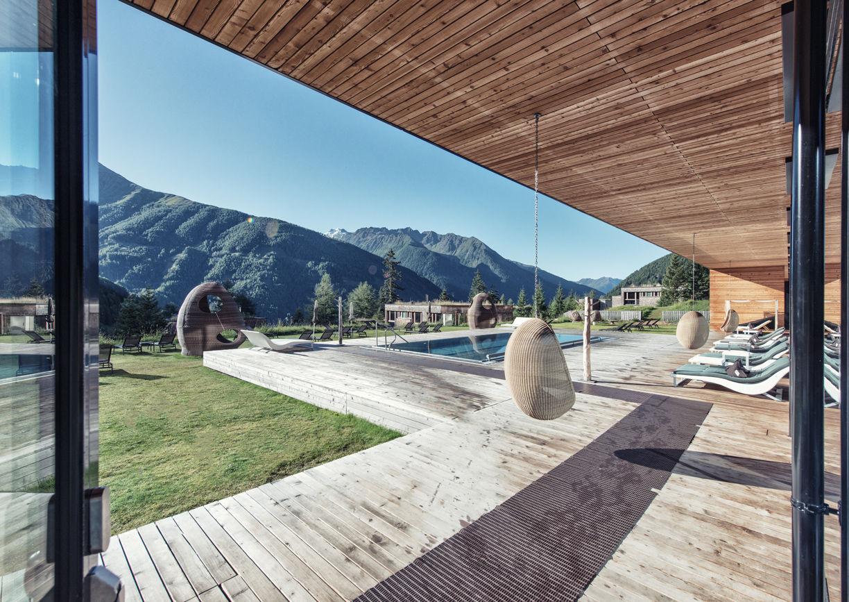 Gradonna Mountain Resort Hotel Osttirol Kals Pool