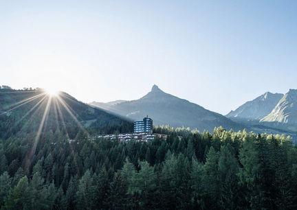 Gradonna Mountain Resort Kals Osttirol Natur Aussenansicht