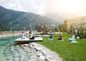 Gradonna Mountain Resort Kals Yoga