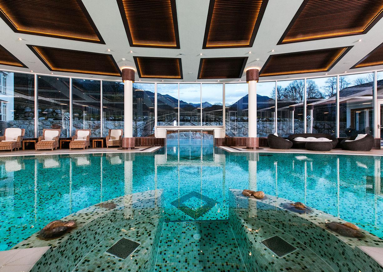 Grand Tirolia Hotel Kitzbuhel Hilton Spa