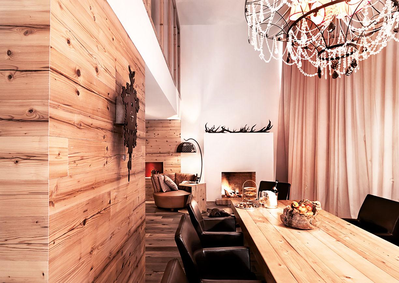 Grand Tirolia Hotel Kitzbuhel Hilton Suite