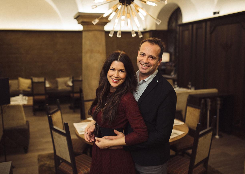 Graz Landhauskeller Gerald und Judith Schwarz