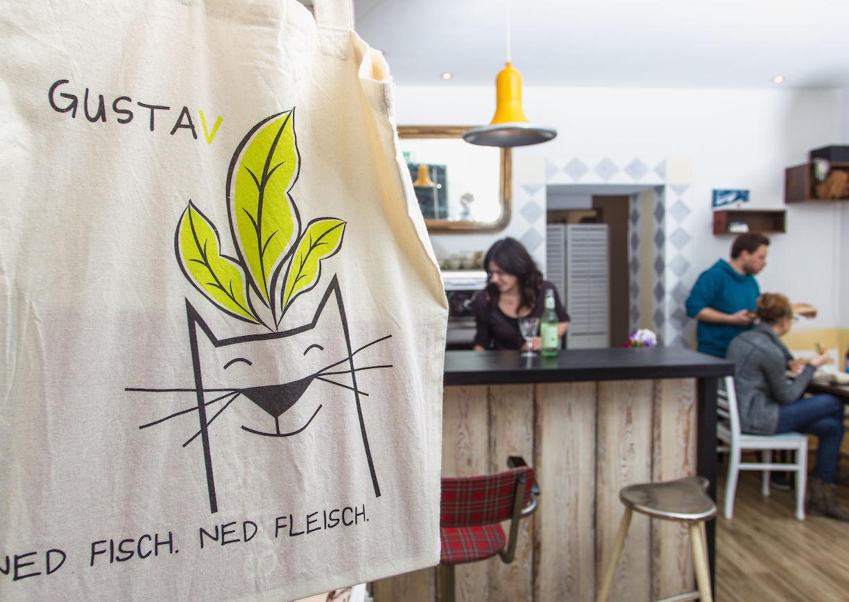 Gustav, veganes Bistro, Cafe, Salzburg, Andräviertel