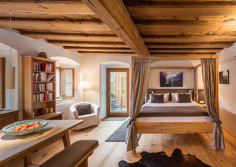 Hallstatt Hideaway Private Suites Salzkammergut Innenansicht