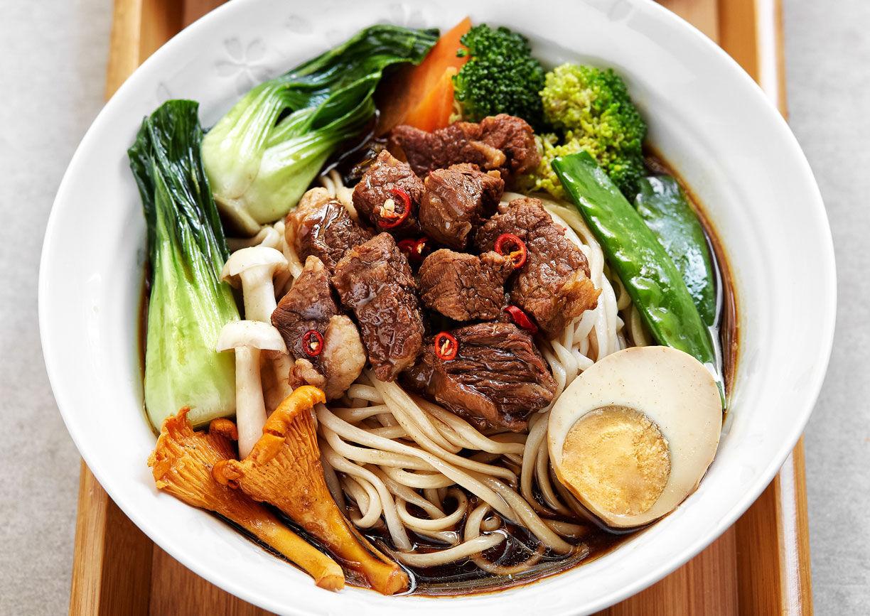 Hao Noodle Tea China Restaurant Lokal Take Away Lieferservice Wien