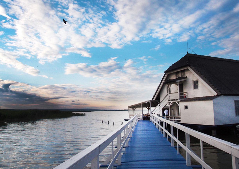 Haus im See Neusiedler See