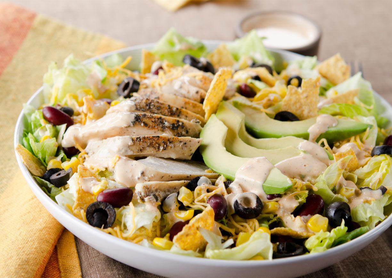 Health Kitchen Wien Taco Salad