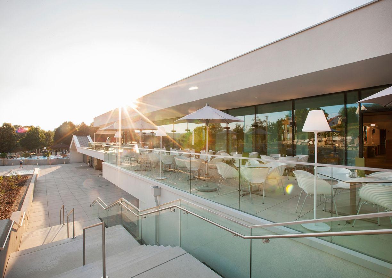 Heiltherme Bad Waltersdorf neu eröffnet