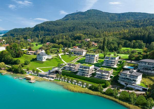 Hermitage Vital Resort Hotel Wörthersee Kärnten Aussenansicht
