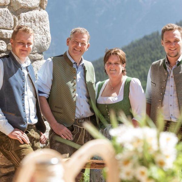 Herzwies Bad Hofgastein Familie Sendlhofer Salzburger Land