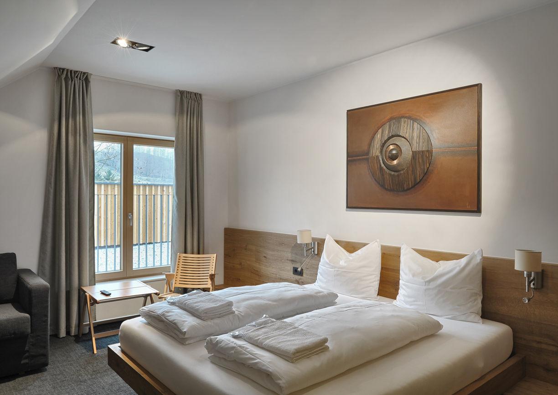 Hisa Denk Hotel Zimmer