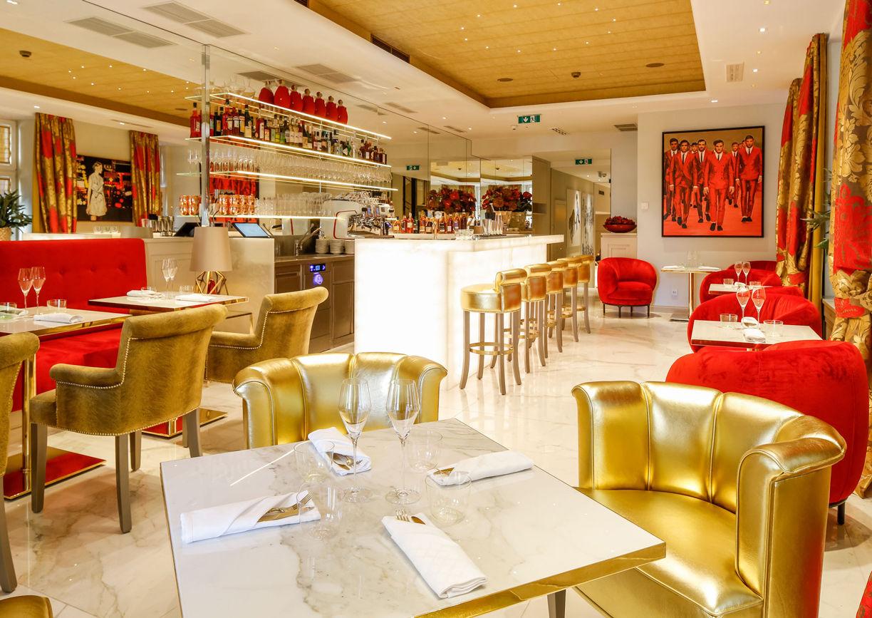 Hotel Das Tyrol Wien Bar