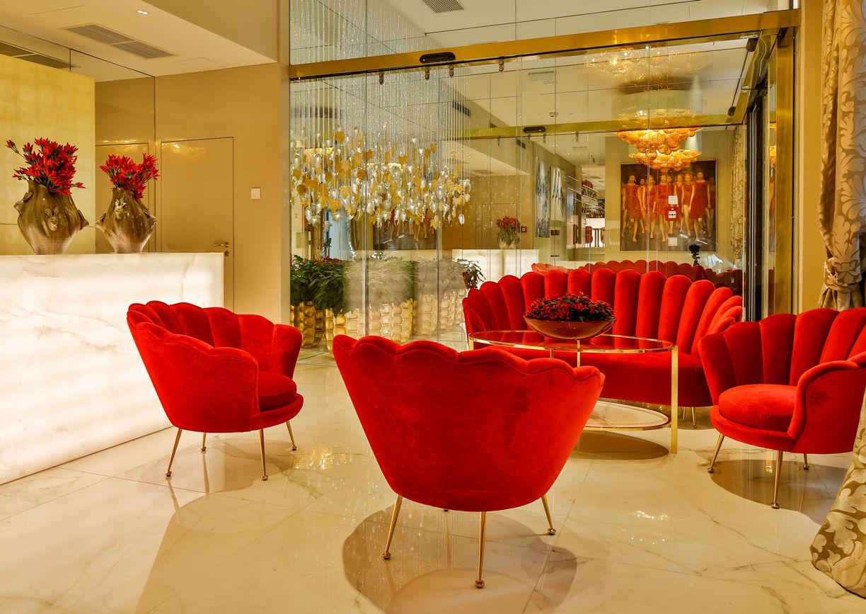Hotel Das Tyrol Wien Lobby