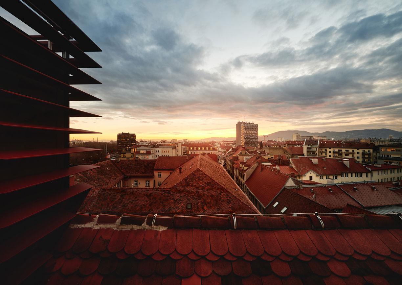 Hotel Das Weitzer Graz Aussenansicht