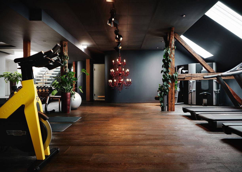 Hotel Das Weitzer Graz Fitness