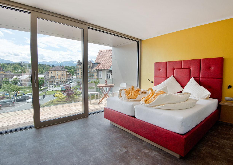 Hotel Design Rocket rooms Velden