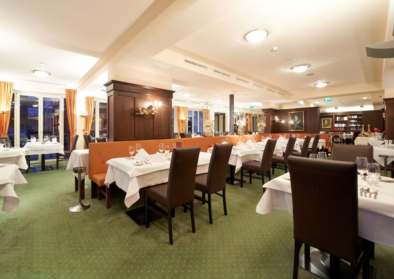 Hotel Eden Seefeld Tirol Restaurant