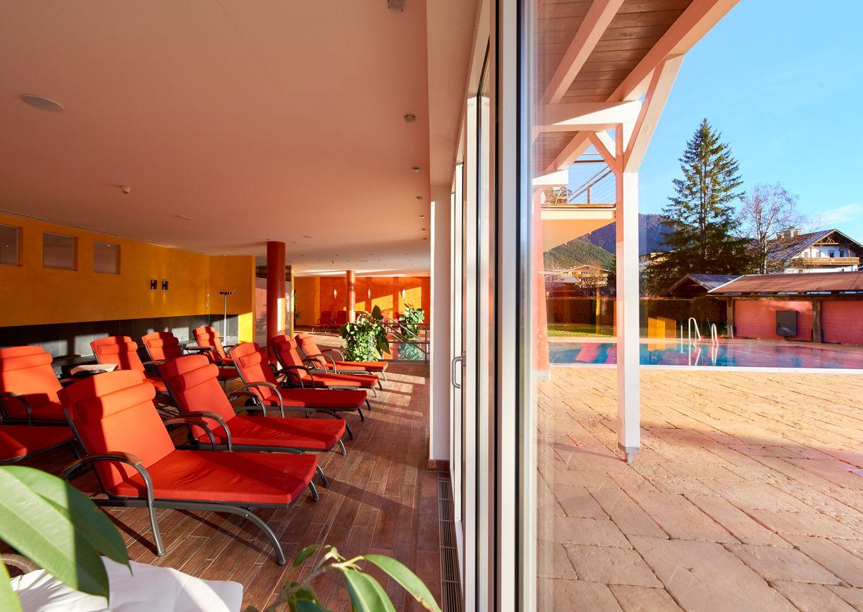 Hotel Eden Seefeld Tirol Spa