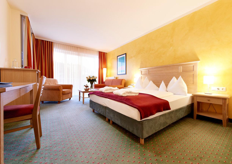 Hotel Eden Seefeld Tirol Zimmer