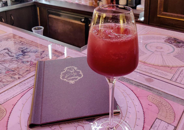 Hotel Goldener Hirsch Salzburg Getreidegasse Restaurant Hirsch Bar Cocktail Susanne
