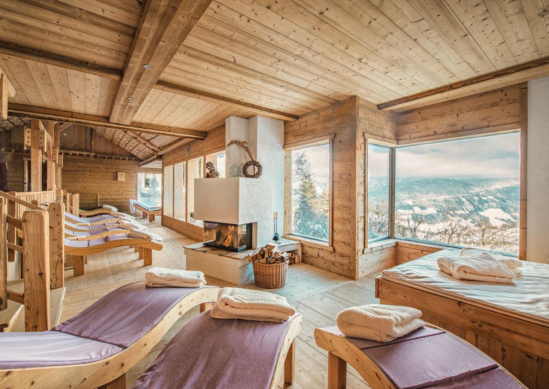 Hotel Höflehner Steiermark Ruheraum