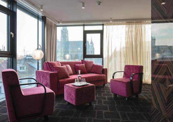 Hotel Lamée, Wien