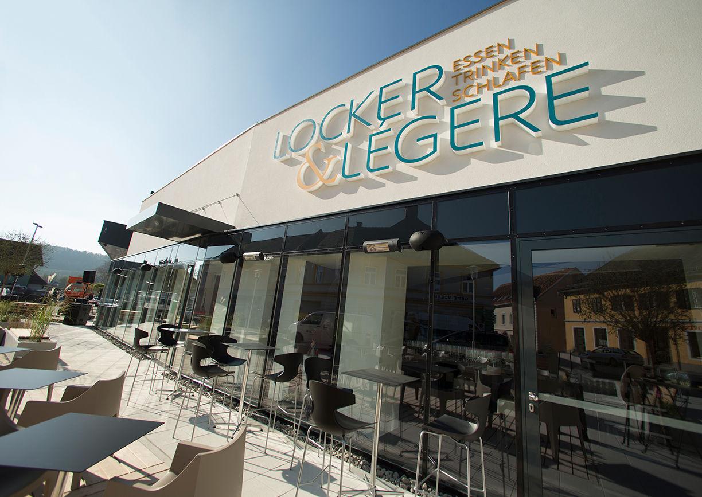 Hotel Locker & Légere St. Ruprecht Oststeiermark