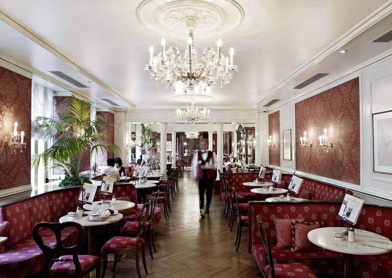 Hotel Sacher Salzburg Café