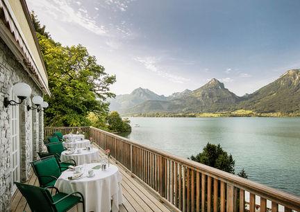 Hotel Salzkammergut Landhaus zu Appesbach St. Wolfgang Wolfgangsee