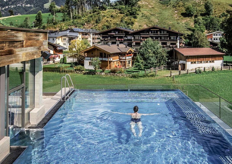 Hotel Sepp Pool