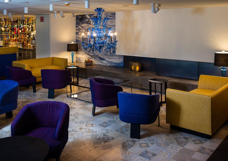 Hotel Stein Seven Senses Lounge