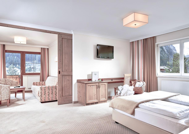 Hotel Zillertalerhof Mayrhofen Tirol Suite