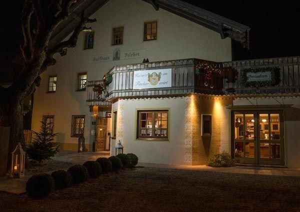 Huber's im Fischerwirt, Restaurant, Vinothek, Greißlerei, Liefering, Salzburg