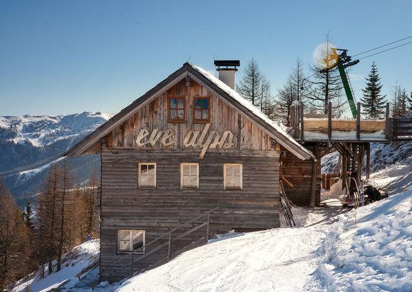Hütte eve alps Bad Kleinkirchheim