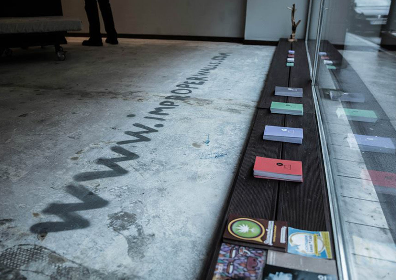 Improper Walls, Wien, Galerie, Kunst,