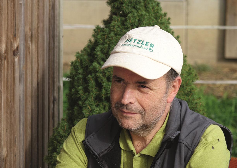 Ingo Metzler Bregenzerwald Landwirt