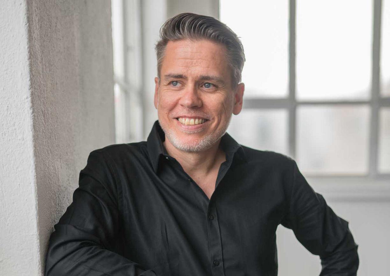 Innenarchitekt Eduard Nopp aus Linz