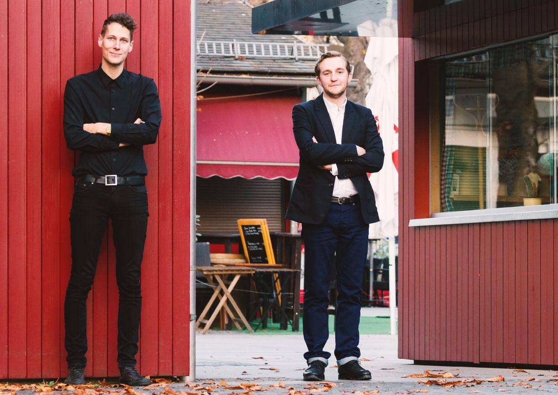 Insidertipps Graz Diagonale-Chefs Peter Schernhuberg und Sebastian Höglinger