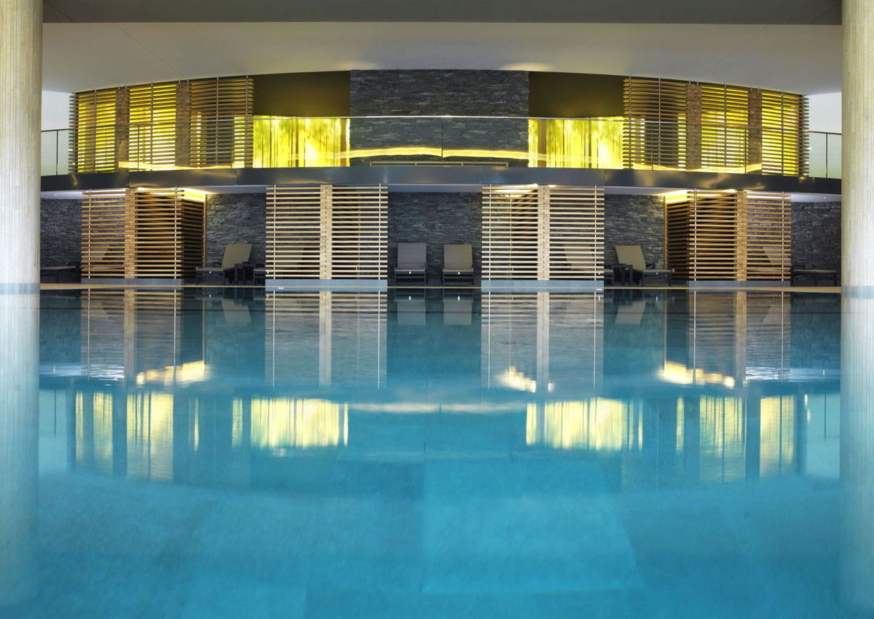 Interalpen-Hotel Tyrol Pool Spa