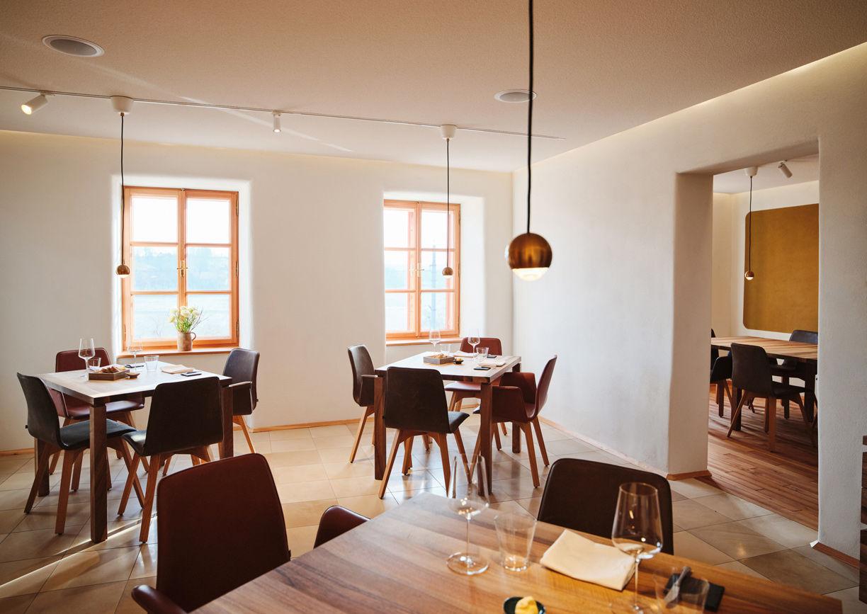 Josefs Himmelreich Restaurant Wagram Innenansicht