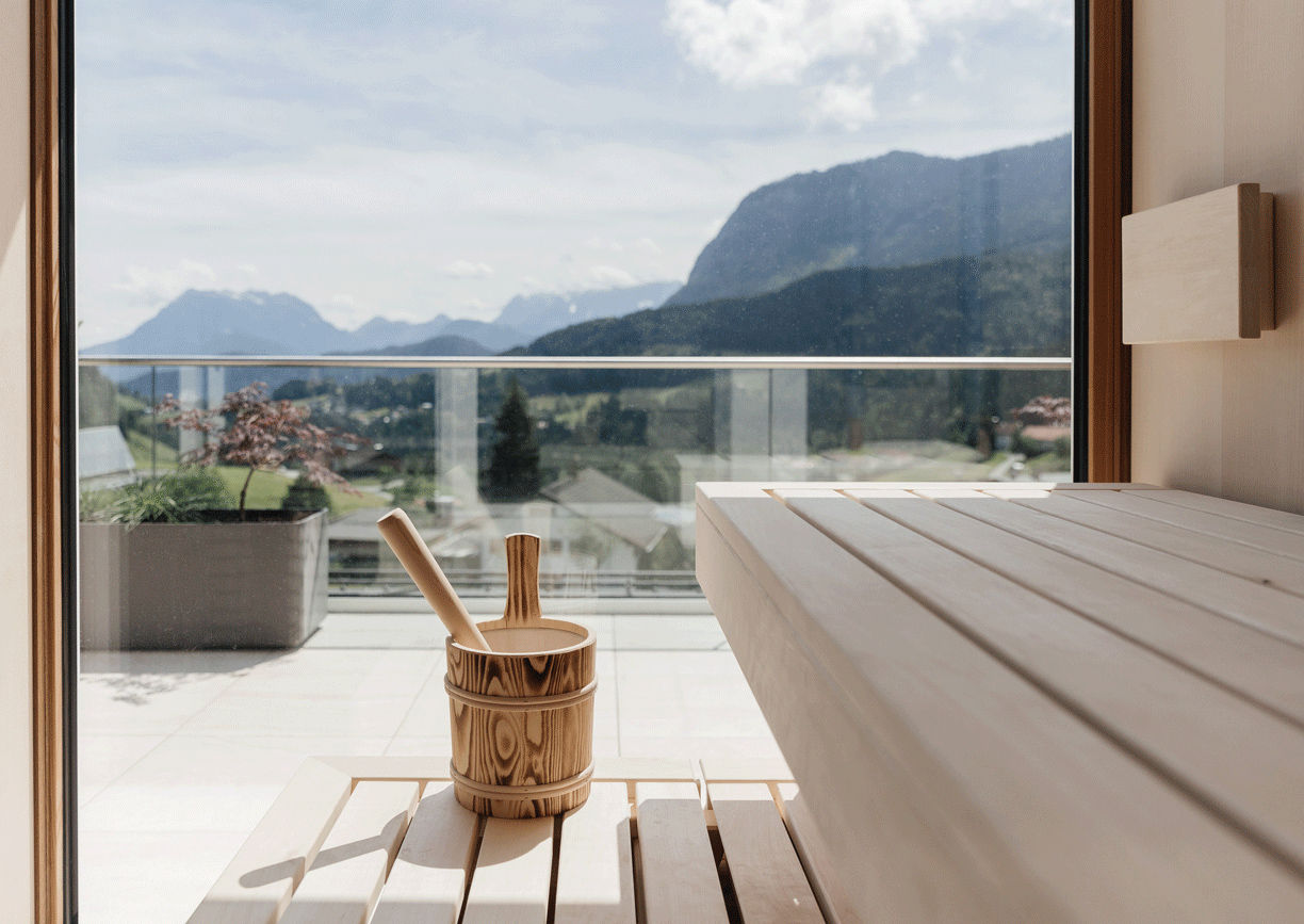 Juffing Hotel Spa Hinterthiersee Tirol Private Spa