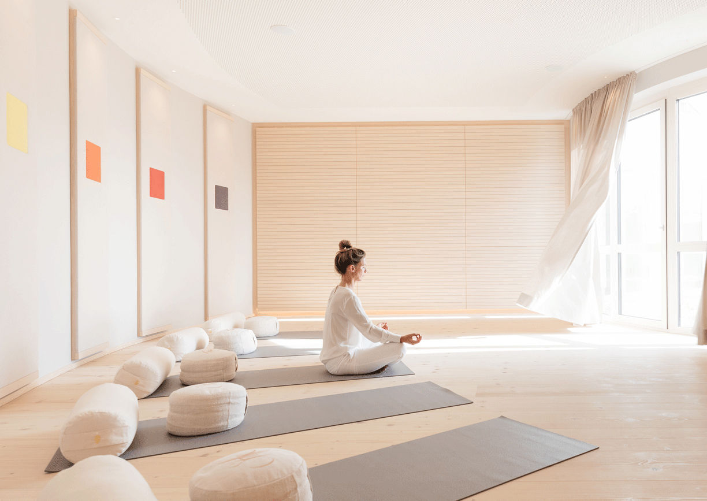 Juffing Hotel Spa Hinterthiersee Tirol Yoga