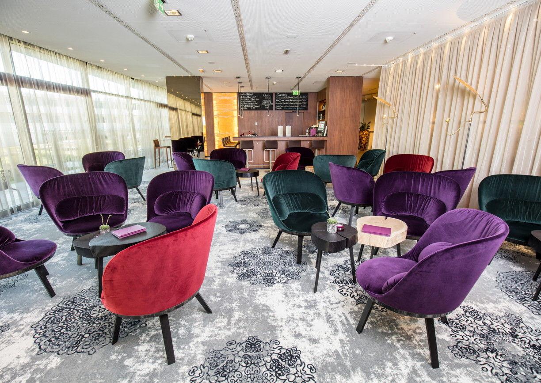 Karawankenhof Villach Lounge
