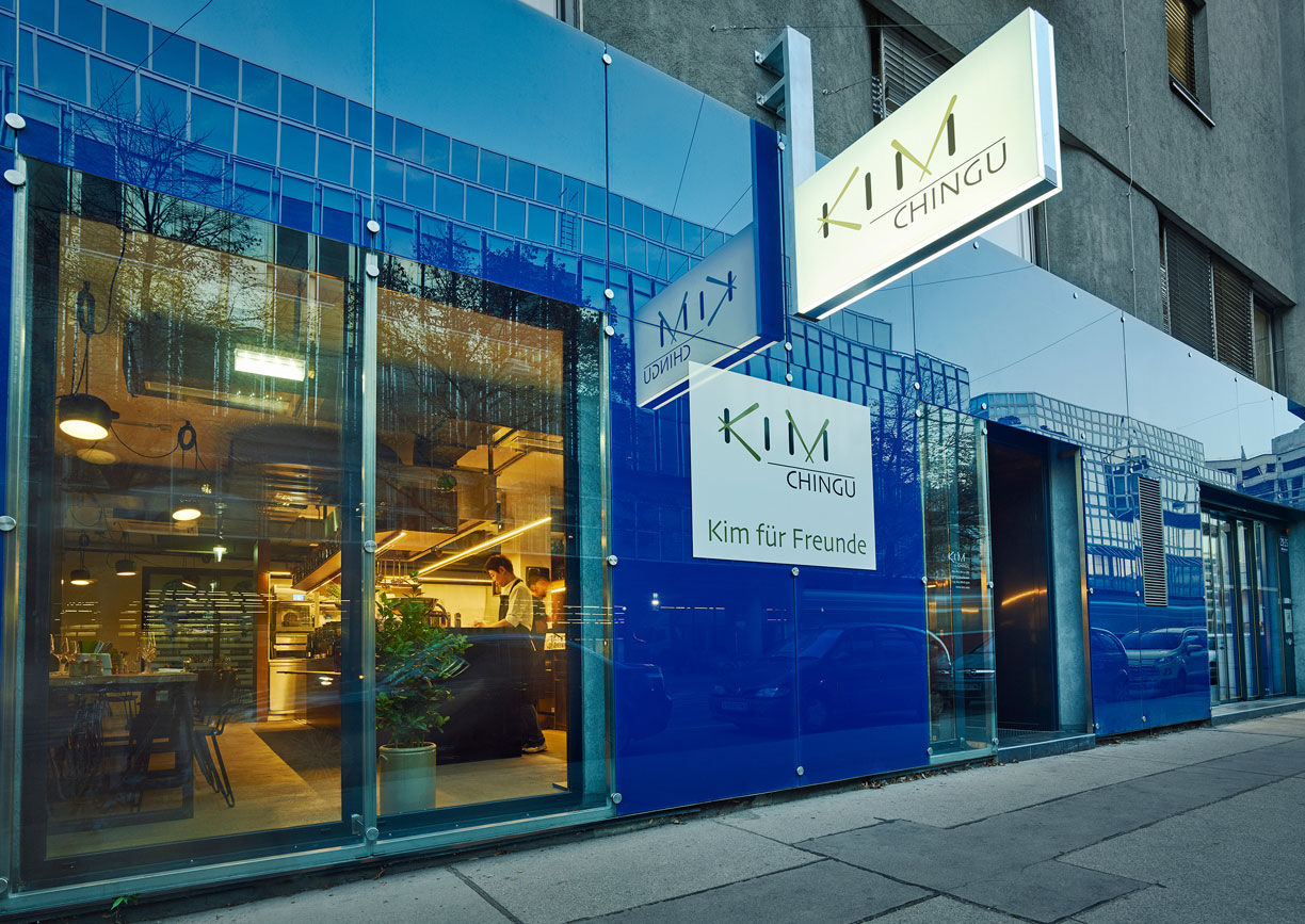 Kim Chingu Korearestaurant Wien
